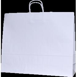 Torba papierowa 54x14x44 biala