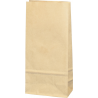 Torba papierowa - PN2 - 75x45x185 mm brązowa