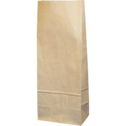 Torba papierowa - PN8 - 140x95x360  mm brązowa