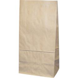 Torba papierowa - PN9 - 190x130x370 mm brązowa