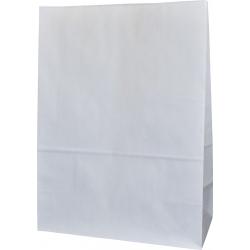 """Torba papierowa 32x16x43 biała """"XXL"""""""