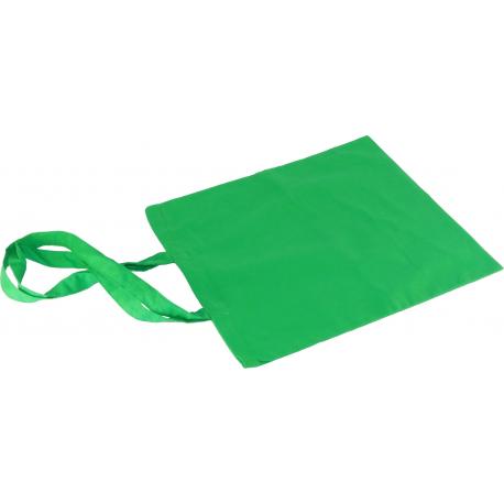 Torba 38x42 cm z długim uchwytem - zielony jasny