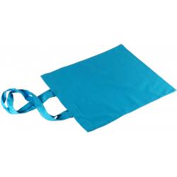 Torba 38x42 cm z długim uchwytem - niebieski jasny