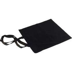 Torba 38x42 cm z długim uchwytem - czarny