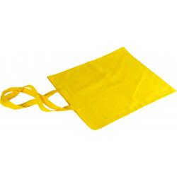 Torba 38x42 cm z długim uchwytem - żółty